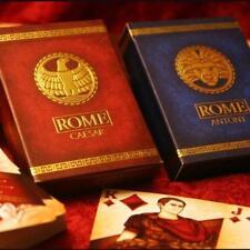 Rome Antony Caesar Playing Cards Rare Roman collectors 2 Decks