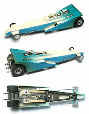 1973 Aurora AFX Non Magnatraction DYNO-MITE DRAGSTER CAR HO Slot Car 1794 UNUSED