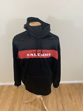 Atlanta Falcons NFL Nike Mens Black Long Sleeve Hoodie Large
