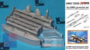 """1/72. Sukhoi SU-24MR recon details resin set, by """"Amigo Models"""" AMG72020"""