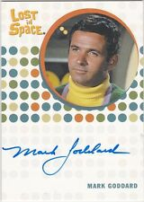 THE COMPLETE LOST IN SPACE MARK GODDARD MAJOR DON WEST AUTOGRAPH RARE VHTF