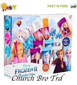 JOB LOT 12X Disney Frozen 2 Jumbo Set