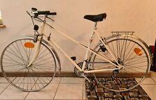 rare ancien vélo TALBOT femme 12  vitesses  année 80  bon état manque les pneus
