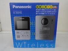 Panasonic Wireless Telephone Doorphone VL-SGD10L Monitor Camera New