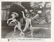 VIRGINIA MAYO JAMES CAGNEY Dancing Vintage WEST POINT STORY Warner Bros. Photo