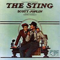 Scott Joplin The sting (soundtrack, 1973/74) [CD]