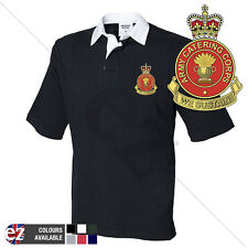 Army Catering Corps - Army - Rugby Shirt Short Sleeve