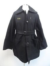 G-Star RAW Polar Coat XL Black Ladies Size Medium OVERSIZED Box4176 B