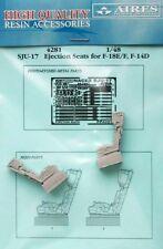 AIRES 1/48 SJU-17 sièges éjectables Pour F-18E/F ou F-14D # 4281
