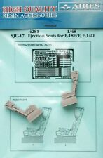 Aires 1/48 asientos de eyección SJU-17 para F-18E/F o F-14D # 4281
