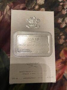 Creed Silver Mountain Water Perfume 120ml 95% Full