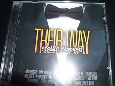 Their Way Classic Crooners Various 2 CD Dean Martin Bobby Darin Elvis Presley &