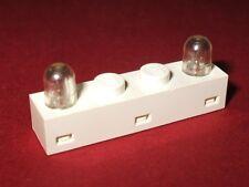 LEGO® 4771: Weißer Lichtstein 1x4 Light & Sound 9V 6783 6484 6483 6482 6440 6430