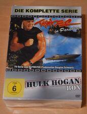 "DVD Box in OVP ""Thunder in Paradise"" Hulk Hogan von 2008"