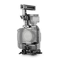 SmallRig GH5 Half Cage Kit fr Panasonic Lumix w/Battery Grip&DMW-XLR1 - 2067 CG