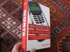 Communication Cellular Cell Phones Industry Finland Nokia Revolution DJ 1st 2001
