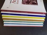 ANNALI DI ARCHITETTURA ELECTA Vol.1,2,3,4-5,6,7,8 (7 volumi in totale) 1989-1996