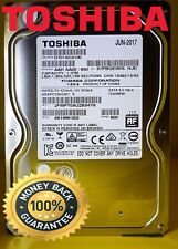 Hard Drives Toshiba 1TB Intenal 7200RPM 3.5  HDD Internal Hard Drive Bare Drive