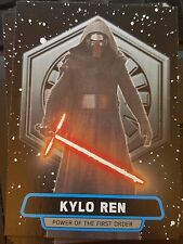 Journey to Star Wars The Force Awakens Power of First Order #FO-1 Kylo Ren