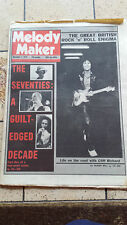 Melody Maker 1979/11/03 (The ´70s) Cliff Richard