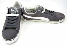 Puma Shoes S Vulcanized Classic Canvas Gray Sneakers Size 11.5 EUR 45