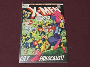 X-Men #74 (1972 in FN+ 6.5) ***Key Bronze Age Issue*****