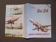 Luftfahrt, Suchoj SU-24, Przeglad Konstruckcji Lotniczych, Polska 1993, Aircraft