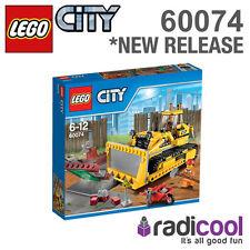 60074 Bulldozer LEGO CITY Demolition età 6-12/384 Pezzi/Nuova Release 2015!
