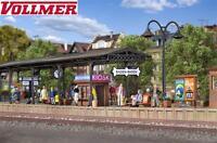 Vollmer H0 43559 Bahnsteig Baden-Baden, erweiterungsfähig - NEU + OVP