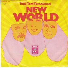 Tom-Tom Turnaround    -          New World