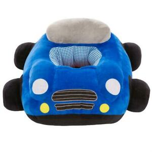 Baby Seats Sofa Toys Car Seat Support Seat Baby Plush Without Filler (Blue)