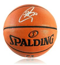Stephen Curry Signed Basketball Golden State Warriors COA Fanatics Steph Auto