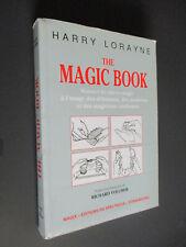 PRESTIDIGITATION :  MANUEL DE MICRO MAGIE THE MAGIC BOOK par HARRY LORAYNE