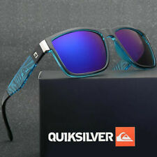 Quiksilver Sunglasses Outdoor Sports Surfing Fishing Vintage Shades With Box AU9
