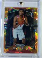 2019-20 Panini Prizm Orange Ice Rui Hachimura Rookie RC #255, Washington Wizards