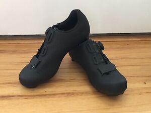 New FIZIK Tempo Overcurve R5 Road Cycling Black Shoes EUR 36 Womens Size 5.5 - 6