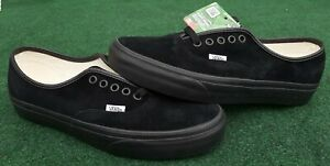 Vans Authentic Low Top Dupont HEIQ Eco Dry Water Repellent Skate Shoes Size 9.5