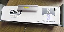 * S3 Technologies DIGI-3 Digital Input Model # A9032-003 (Lg Crack)   ... BU-107