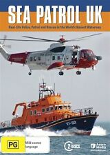 Sea Patrol UK (DVD, 2011, 2-Disc Set)-REGION 4-Brand new-Free postage