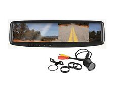 "NEW Boss BV430RVM 4.3"" Rearview Mirror Monitor +Back-Up Color Camera"