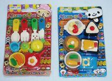15 pcs Collector Eraser Cookware & Silverware Teacher School Gift Bag Supply