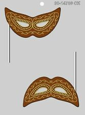 MARDI GRAS MASK FAT TUESDAY CHOCOLATE CANDY MOLD PARTY FAVORS