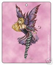 Amy Brown Air Freshner Freshener Sweet Purple Fairy Faery Car Fragrance