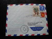 FRANCE - enveloppe 1957 (cy10) french
