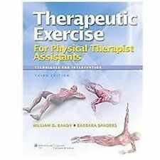 Therapeutic Exercise for Physical Therapy Assistants (Bandy & Sanders, 3rd Ed.)