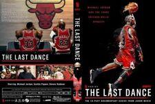 Top Quality Espn The Last Dance Michael Jordan Bulls 10 Part Documentary Dvd