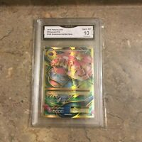GMA 10 - M Venusaur EX Full Art - XY Evolutions 100/108 - (PSA 10?)