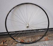 """28"""" Campagnolo hub 32h + campa Omicron Strada Front Wheel en rueda 700c Clincher"""