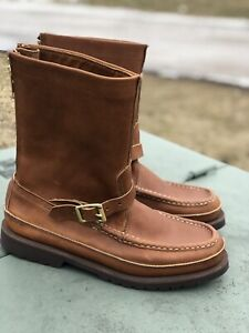 Russell Moccasin Moccasin Double Moccasin Bottom Zephyr 10.5 D Width