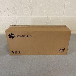 """HP Prodesk 400 G3 DM Mini Pentium G6400T 3.00GHz 4GB 256GB SSD Win10 Pro """"KIT"""""""